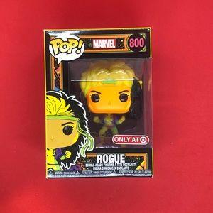 Funko POP! Marvel X-Men Rogue #800 Blacklight Coll